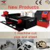 Macchina utensile del taglio del macchinario edile del metallo della fibra del laser di CNC