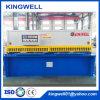 Machine van het Blad van het metaal de Hydraulische Scherpe (QC12Y-4X2500)