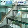 Поплавок/стекло безопасности прокатанное для шагов лестницы с Ce