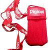 Calzino personalizzato del telefono mobile del Knit per il iPhone