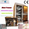 Congelatore ad aria compressa per carne ed il gelato