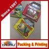 新製品の子供のペーパーカスタムぬり絵帳の印刷(550075)