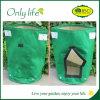 Onlylife環境に優しいオックスフォードの庭の葉のWeed袋