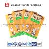 Nutrition Free-Standing poudre sac Ziplock Emballage avec