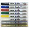 Marqueur peinture pour la peinture des surfaces métalliques