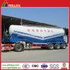 Reboque do petroleiro do caminhão do cimento do volume do tanque do pó para a venda