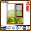 Revestimiento de aluminio puertas ventanas aluminio ventanas de madera compuesto de aluminio ventanas