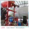 Máquinas de fabrico de tubos de gás de plástico reforçado com fibra de vidro de tomada do tubo da linha de produção