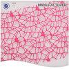Сетка волокна розового цвета флористическая для оборачивать
