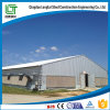 Edifícios Prefab de aço para a gaiola de galinha