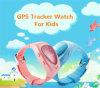 Niños GPS que siguen el reloj de seguimiento elegante de los relojes GPS/WiFi/Lbs para los cabritos