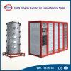 Pianta di rivestimento di titanio del tubo PVD dell'acciaio inossidabile
