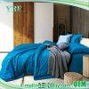 カスタマイズされた綿のホテル1000tの濃紺の寝具