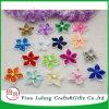 Смешайте атласная лента цветочный букет Rhinestone Боу Craft свадебные украшения