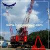 Gru mobile del pneumatico di Haoyo 40t