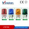 Indicatori luminosi d'avvertimento rossi di Lte-1102j per le macchine