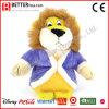 Изготовленный на заказ игрушка льва заполненного животного плюша мягкая для малышей младенца