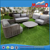 Новая конструкция патио для отдыхающих диван садовой мебелью