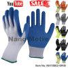 Nmsafety 10g высокого качества Латекс покрытием перчатки Hand Рабочая безопасности