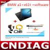 Icom Isid Isss Software voor BMW Ista/D (3.44) Ista/P (52.1) Software voor DELL Lenovo Laptop