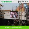 Chipshow che fa pubblicità al quadro comandi esterno del LED di colore completo P10