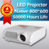 Accueil Jeu Projecteur à LED avec HDMI (YS-500L)