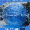 bola azul de Zorb de la hierba de la bola de rodillo del color PVC/TPU de los 3.2m