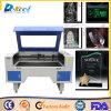 Máquina de grabado del no metal del laser del CNC del CO2 de Reci 80W para el vidrio