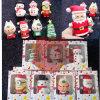 Caricabatteria portatile della Banca 4400mAh di potere del Babbo Natale di natale