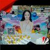 Beauty Shaped Star Photo Plateau en mousse de PVC Standee Découpe pour promotion (PVB-06)