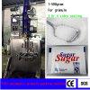 Contando gránulo Máquina de llenado de grano de azúcar y sellado de la máquina