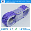 Trenzado de nylon de alta velocidad de cable cargador USB 3.1.
