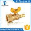 Válvula de gas de latón Venta on-line, más barata de válvula de bola de Gas Natural