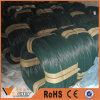 Filé en PVC revêtu de PVC de haute qualité en acier revêtu de PVC