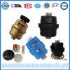 Medidor de água Volumetric da roda de Vanne