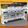 Holiauma는 운영과 모자 자수 기계 4 헤드 유형 전산화한 자수 기계를 전산화했다