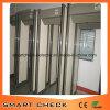 33 зоны Металлический детектор дверной рамы Металлический детекторный затвор