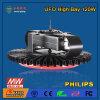 Carcaça elevada por atacado da luz do louro do diodo emissor de luz do UFO 120W