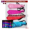 Partito Bowtie Halloween (B8129) della cravatta LED del legame di arco lampeggiante