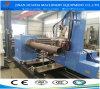 CNC van de Buis van de cirkel de Scherpe Machine van het Plasma, de Vierkante Snijder van het Plasma van de Pijp voor het Metaal van het Staal
