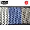 Banda transportadora modular plástica Har2400 para la empaquetadora