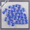Beautiful Light Amwthyst Brilhante Octagon Cut Clear Crystal Glass