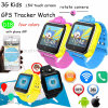 3G/WiFi montre portative de traqueur des gosses secs GPS avec l'appareil-photo D18