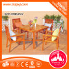 Leisure funcional Table Chair Park Wooden Tables e Chairs