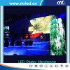 실내 발광 다이오드 표시 스크린을 광고하는 2016의 알루미늄 Die-Casting 임대 시리즈 (576*576) P6