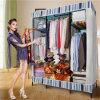 Venta caliente Portable DIY gran armario ropero Muebles para dormitorio