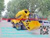 [3.5كبم] بناء يستعمل [سنوتروك] [4إكس4] شاحنة نفس تحميل [كنكرت ميإكسر]