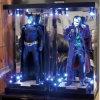Boîte d'affichage acrylique Pop, Toy présentoir acrylique