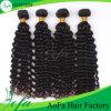 Двойные Weft и двойные нарисованные людские волосы Remy