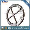 Отливка точности заливки формы алюминиевая для колеса